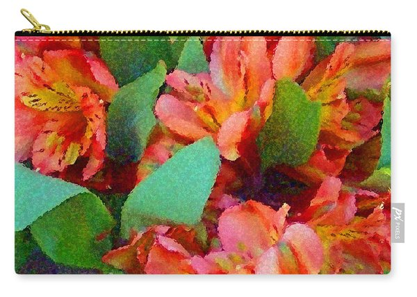Palette Of Nature 2 Carry-all Pouch