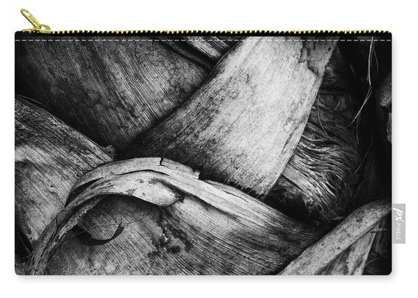 Palm Bark Carry-all Pouch