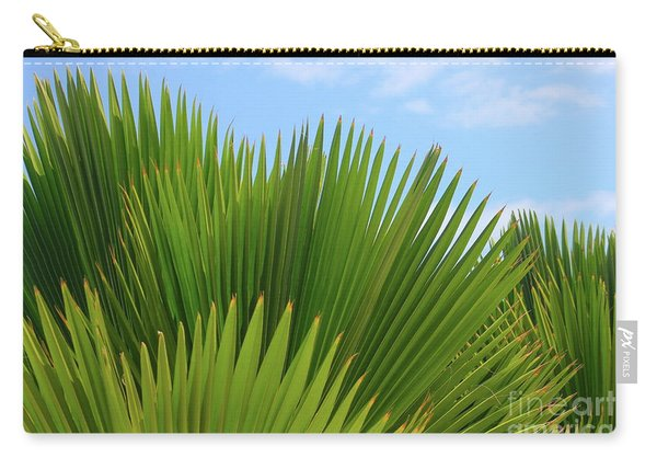 Palm Fans Carry-all Pouch