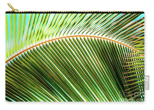 Palm Frond Sway Carry-all Pouch