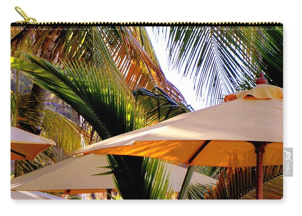 Palm Serenity Carry-all Pouch