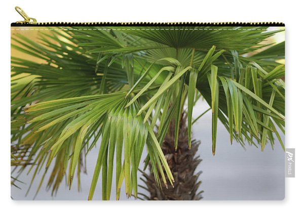 Palm Tree Just There Carry-all Pouch