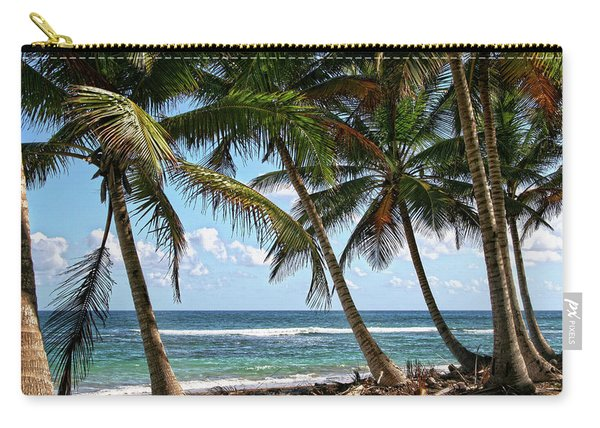 Palm Walk Carry-all Pouch