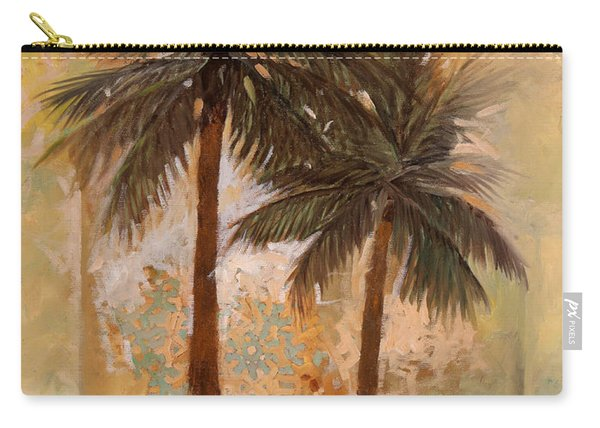 Palme Sparse Carry-all Pouch
