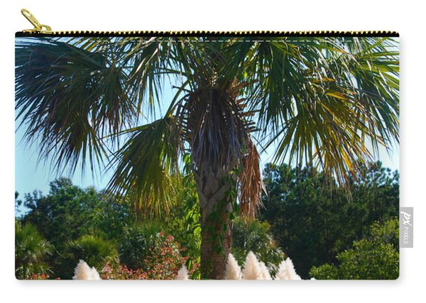 Palmetto Tree  Carry-all Pouch