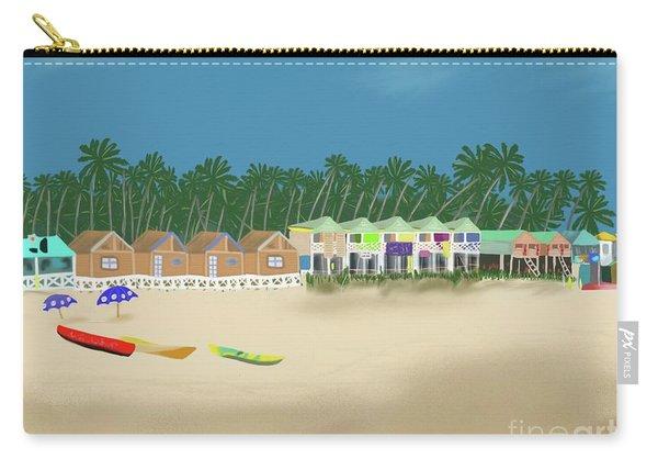 Palolem Beach Goa Carry-all Pouch