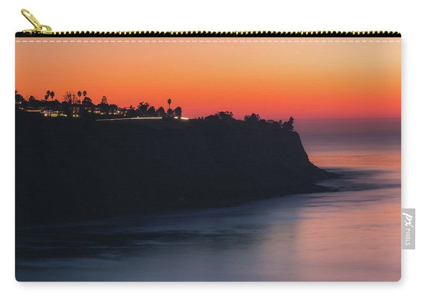 Palos Verdes Coast After Sunset Carry-all Pouch