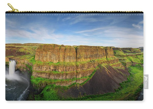 Palouse Falls Canyon Carry-all Pouch