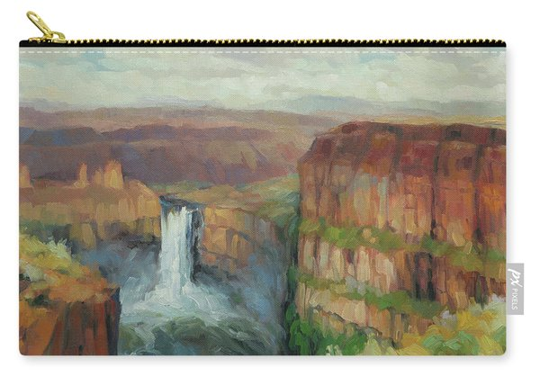 Palouse Falls  Carry-all Pouch