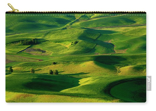 Palouse Morning Carry-all Pouch