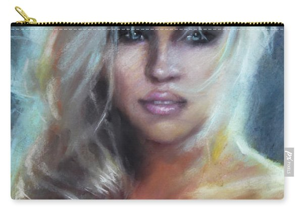 Pamela Anderson Carry-all Pouch
