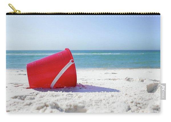 Panama Beach Florida Sandy Beach Carry-all Pouch
