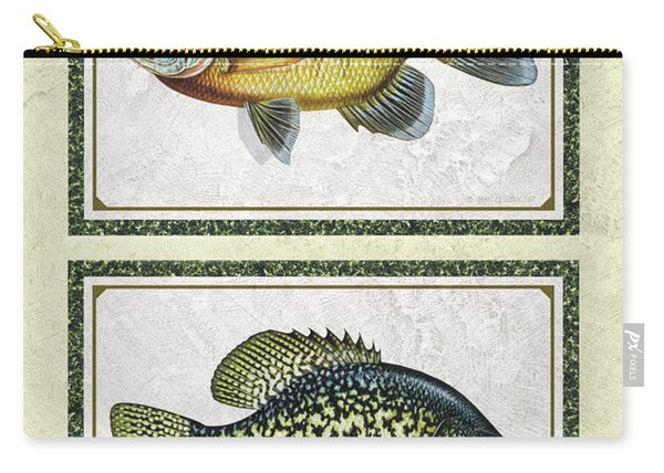 Panfish Id Carry-all Pouch