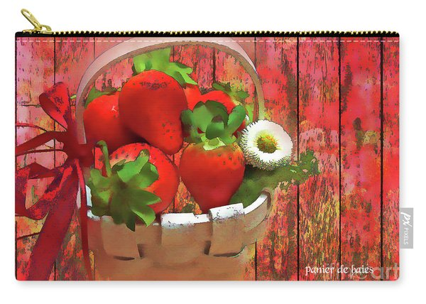 Panier De Baies 2017 Carry-all Pouch