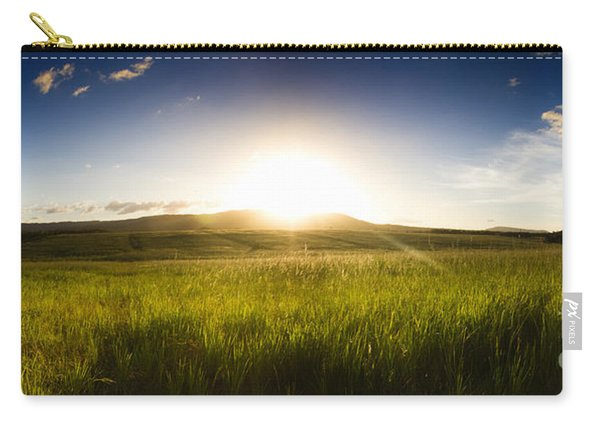 Panorama Landscape Carry-all Pouch