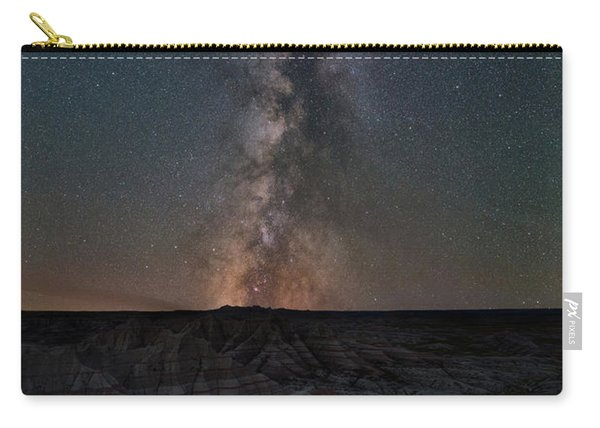 Panorama Point Milky Way Badlands  Carry-all Pouch