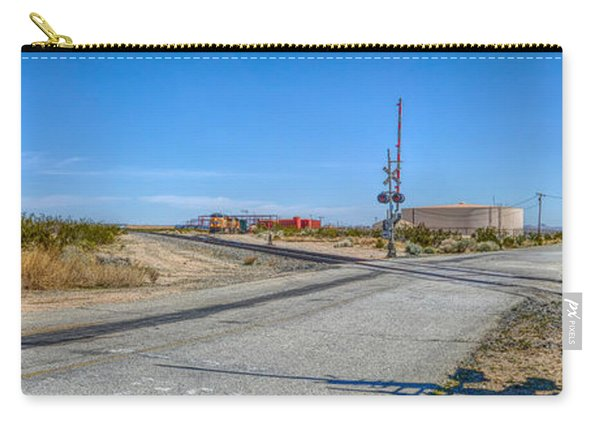 Panoramic Railway Signal Carry-all Pouch