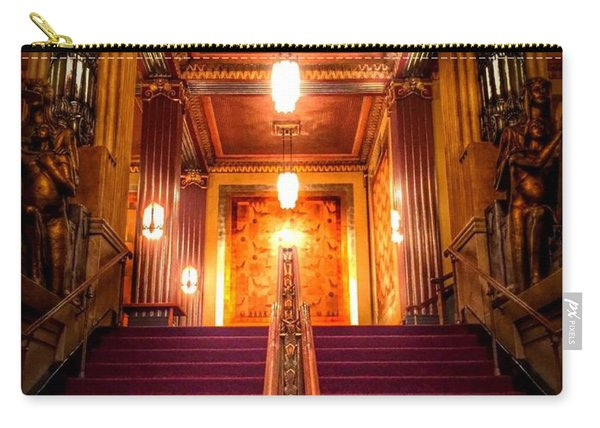 Pantages Theater's Grand Staircase Carry-all Pouch