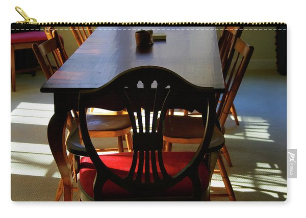 Papa Used To Sit There Carry-all Pouch