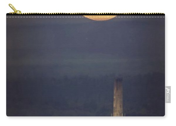 Paper Mill Moon 1 Carry-all Pouch