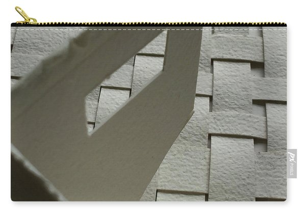 Paper Structure-2 Carry-all Pouch