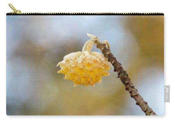 Paperbush Flower Carry-all Pouch