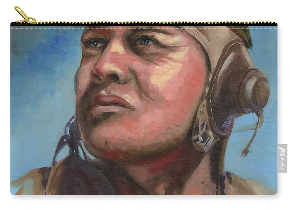 Pappy Boyington Carry-all Pouch
