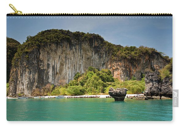 Paradise Island Carry-all Pouch