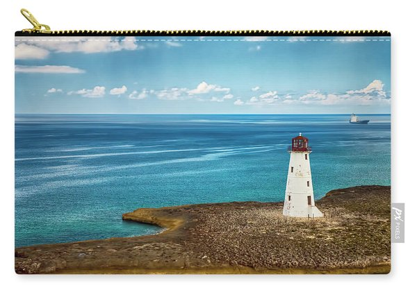 Paradise Island Lighthouse Carry-all Pouch
