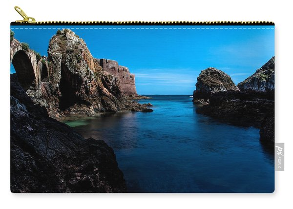 Paradise Lost At Sea Carry-all Pouch