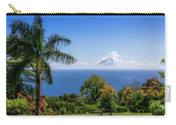 Paradise Picnic Carry-all Pouch