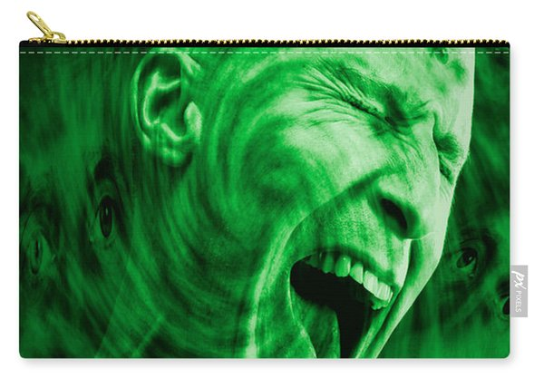Paranoid Personality Disorder Carry-all Pouch