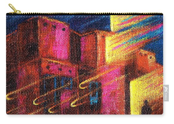 Paranormal Pueblos  Carry-all Pouch
