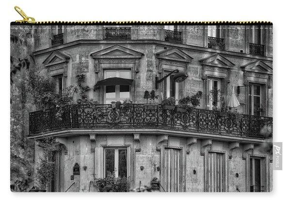 Parisian Apartment Carry-all Pouch