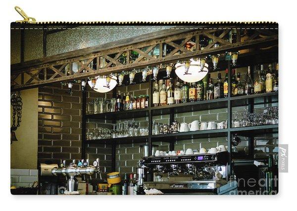 Parisian Espresso Carry-all Pouch