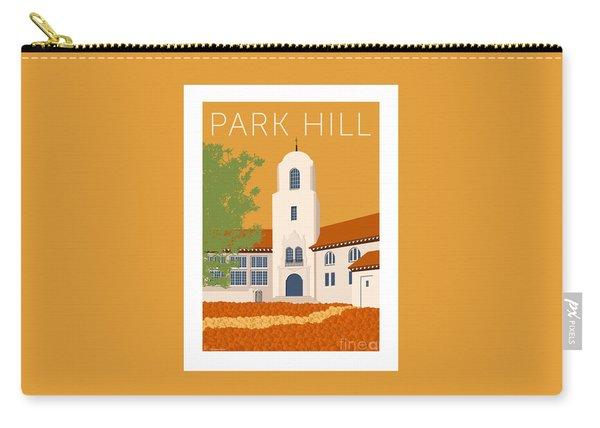 Park Hill Gold Carry-all Pouch