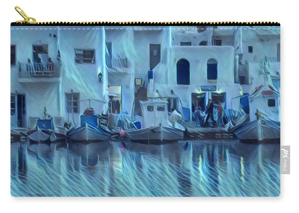 Paros Island Beauty Greece Carry-all Pouch