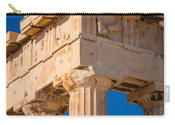 Parthenon Columns Carry-all Pouch