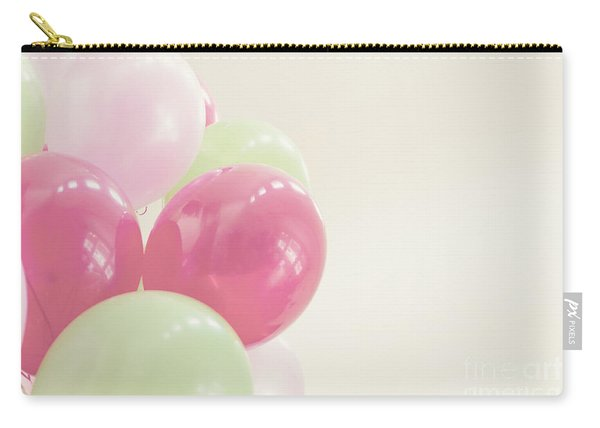 Party Balloons Carry-all Pouch