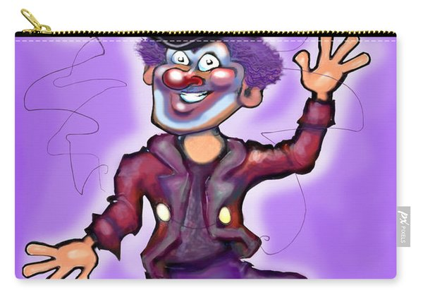 Party Clown Carry-all Pouch