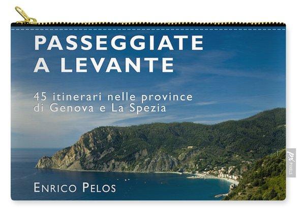 Passeggiate A Levante - The Book By Enrico Pelos Carry-all Pouch