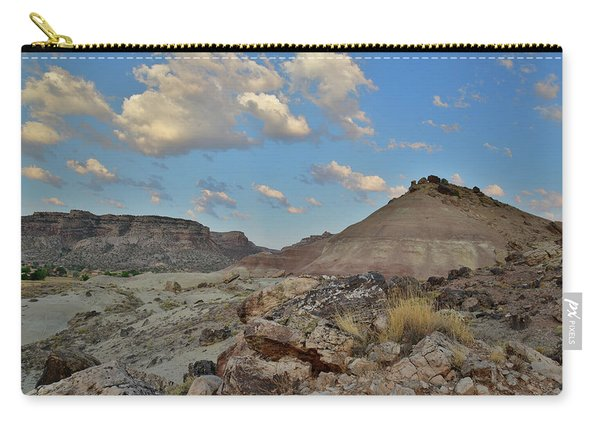 Passing Morning Clouds Over Colorado Nm Carry-all Pouch