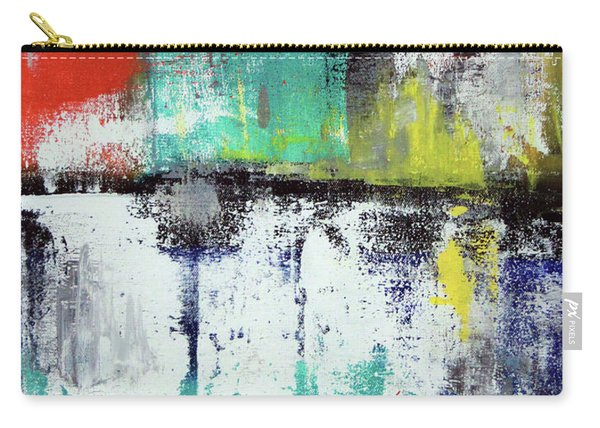Passing Through- Art By Linda Woods Carry-all Pouch