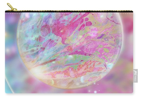 Pastel Dream Sphere Carry-all Pouch