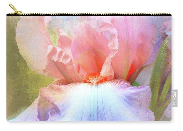 Pastel Iris Pleasure Carry-all Pouch