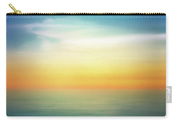 Pastel Sunrise Carry-all Pouch