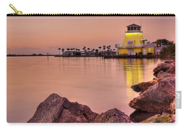 Pastels At Dusk Carry-all Pouch