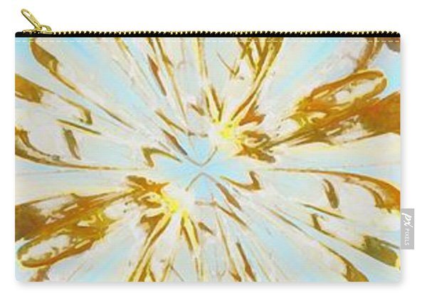 Pasteurise Feel Flower  Id 16164-192509-02320 Carry-all Pouch