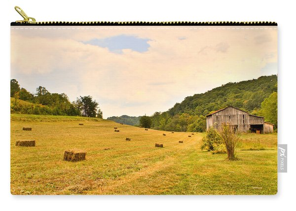 Pastorial Framland In Kentucky Carry-all Pouch