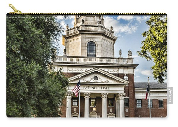 Pat Neff Hall - Baylor #4 Carry-all Pouch